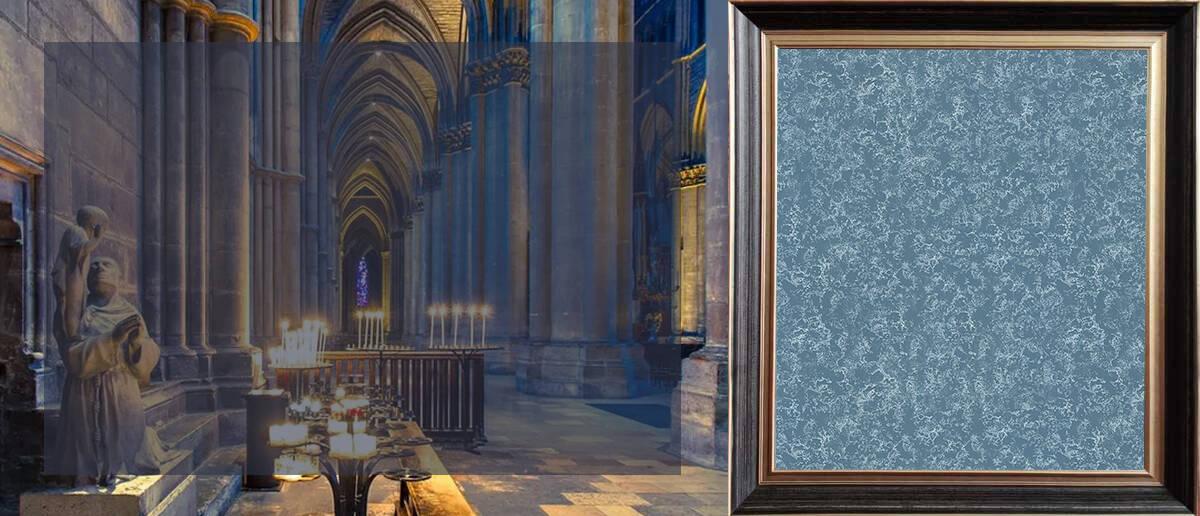 卡百利艺术涂料梦幻巴黎