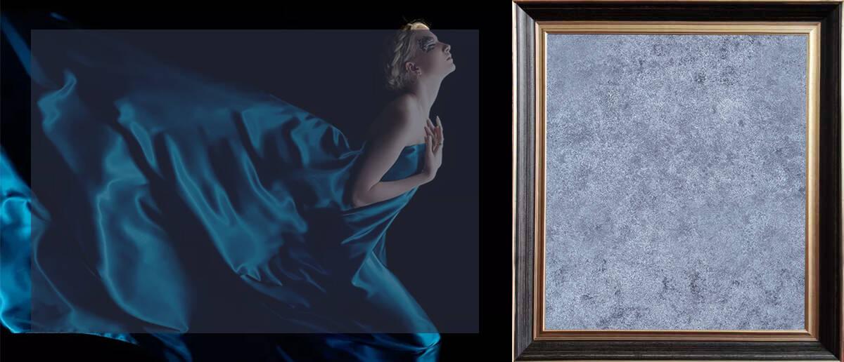 卡百利藝術涂料絲綢幻彩